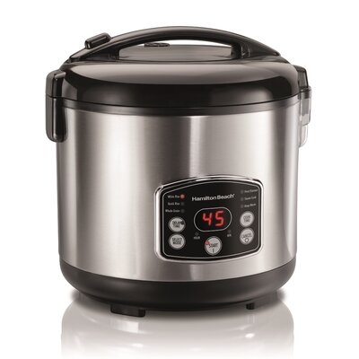 14-Cup Digital Simplicity Rice Cooker 37549