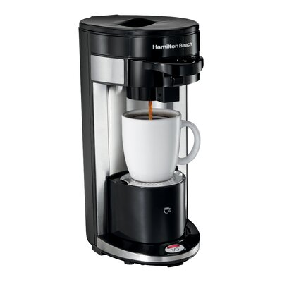 Hamilton Beach 49995R FlexBrew Single Serve Coffeemaker 84686-22
