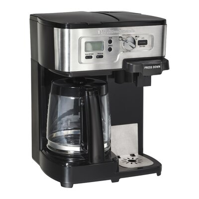 Hamilton Beach 2-Way Flex Brew Coffee Maker 49983