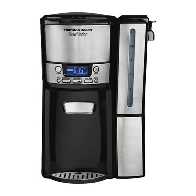 BrewStation 12 Cup Dispensing Coffee Maker 47950