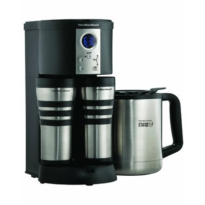 Hamilton Beach Thermal Coffee Maker at Sears.com
