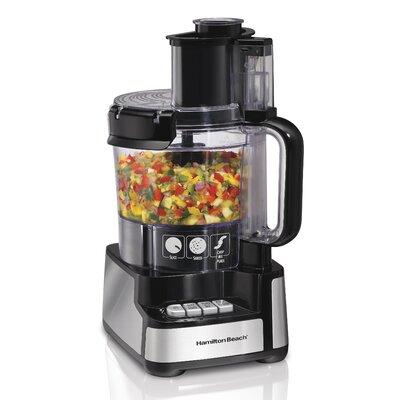 Stack & Snap 12-Cup Food Processor 70725
