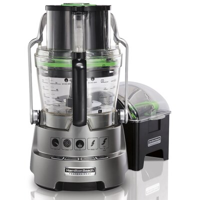 Hamilton Beach Professional 14-Cup Food Processor 70825
