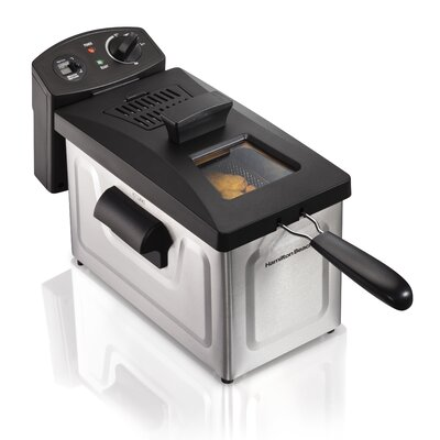 Hamilton Beach 2.8 Liter Deep Fryer 35033
