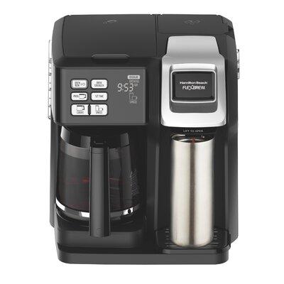 12-Cup FlexBrew 2-Way Coffee Maker 49976