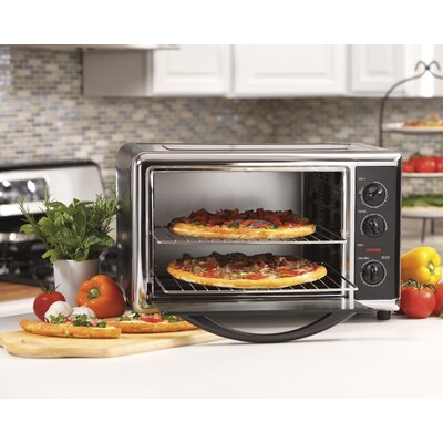 Countertop Convection & Rotisserie Oven 31100D