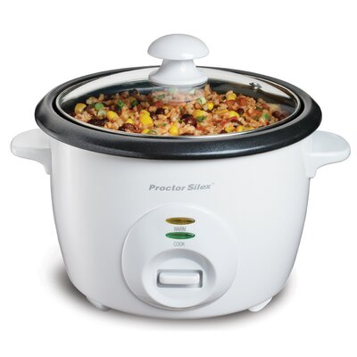 Hamilton Beach 10 Cup Rice Cooker with Non-Stick Removable Bowl at Sears.com