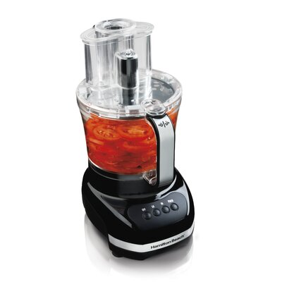 12 Cup Big Mouth Duo Plus Food Processor 70580