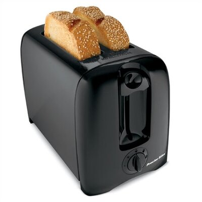 Proctor-Silex Black 2-Slice Toaster at Sears.com