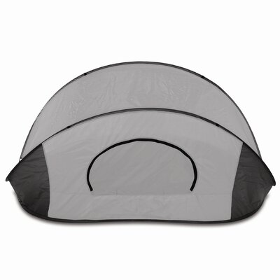 Manta Sun Shelter Color: Silver/Gray/Black