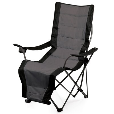 Picnic Time Portable Lounger - Color: Black at Sears.com