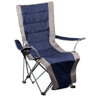 Picnic Time Portable Lounger - Color: Navy at Sears.com