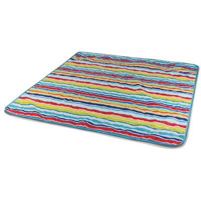 Vista Outdoor Blanket Color: Aqua Blue / Fun