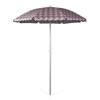 5.5 Vibe 2 Piece Beach Umbrella Set