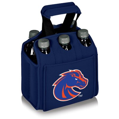 NCAA Beverage Buddy Picnic Cooler Color: Navy, NCAA Team: Boise State 608-00-138-704-0