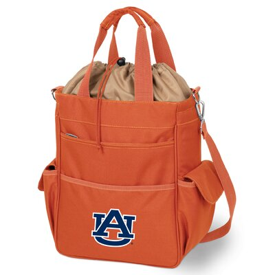Picnic Time 20 Can NCAA Activo Tote Picnic Cooler - Color: Navy NCAA Team: University Of Pittsburgh Panthers