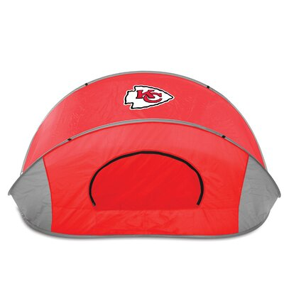 NFL Manta Shelter Color: Red, NFL Team: Kansas City Chiefs