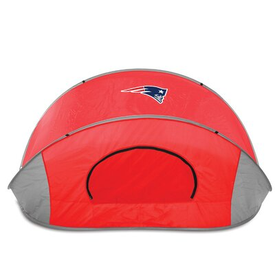 NFL Manta Shelter Color: Red, NFL Team: New England Patriots