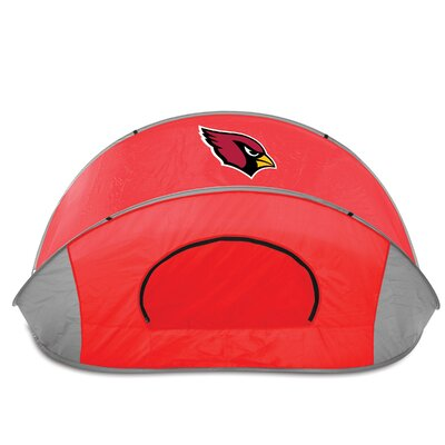 NFL Manta Shelter Color: Red, NFL Team: Arizona Cardinals