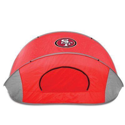 NFL Manta Shelter Color: Red, NFL Team: San Francisco 49ers