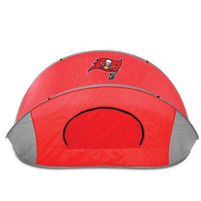 NFL Manta Shelter Color: Red, NFL Team: Tampa Bay Buccaneers