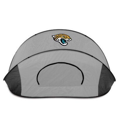 NFL Manta Shelter NFL Team: Jacksonville Jaguars, Color: Black / Grey