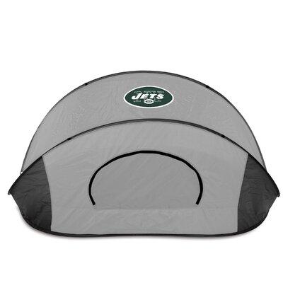 NFL Manta Shelter Color: Black / Grey, NFL Team: New York Jets