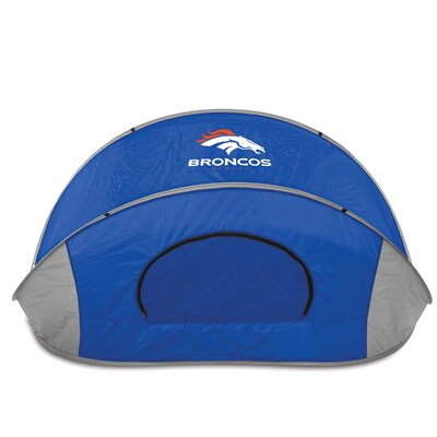 NFL Manta Shelter NFL Team: Denver Broncos, Color: Blue