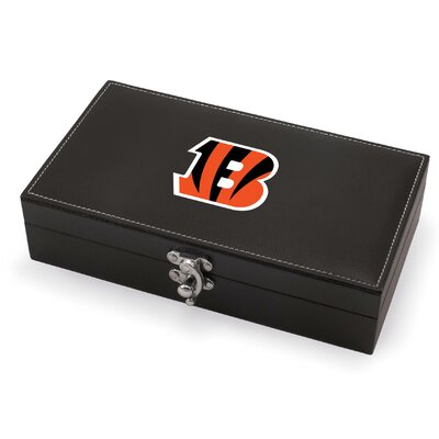 Syrah Bar Tool Set NFL Team: Cincinnati Bengals 887-00-179-074-2
