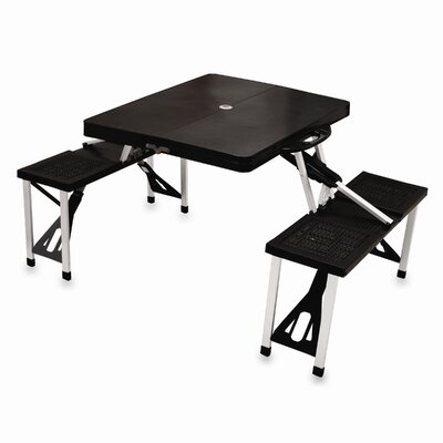Camping Table Finish: Black