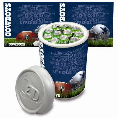 20 Qt. NFL Mega Cooler NFL Team: Dallas Cowboys 686-00-000-094-2