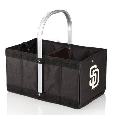 MLB Urban Basket MLB Team: San Diego Padres, Color: Black