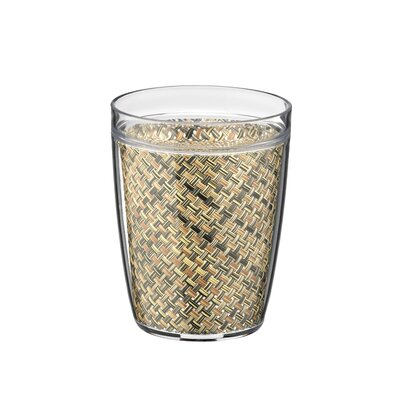 Woven Everyday Tumbler Color: Desert, Size: 14 oz.