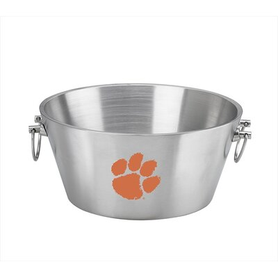 Collegiate Clemson Party Tub