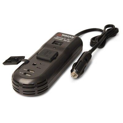 Smart AC 120W Strip Power Inverter EL-2621