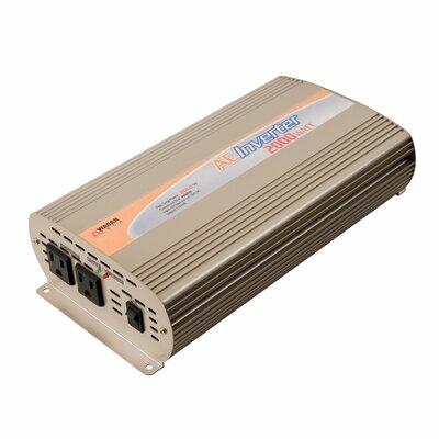 2000W Continuous / 4000W Peak Power Inverter EL2482