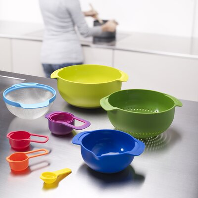 Joseph Joseph Nest 9 Piece Mixing Bowl Set 40087