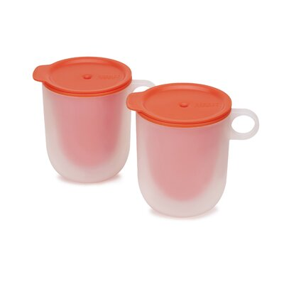 Joseph Joseph M Cuisine Cool Touch Microwave Mug Set 45012