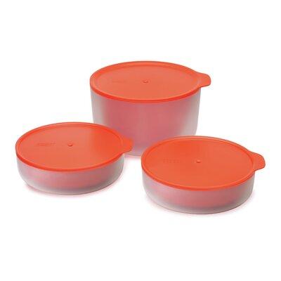 Joseph Joseph M Cuisine 3 Piece Cool Touch Microwave Bowl Set 45010