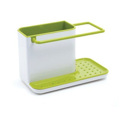 Sink Caddy Finish: White / Green