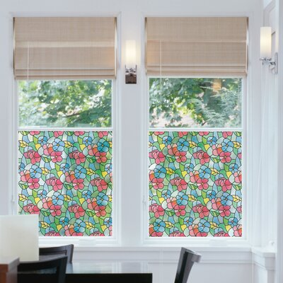 DC Fix Stained Glass Window Film T346-0117