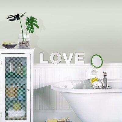 WallPops Love Mirror Wall Decal TMA99233