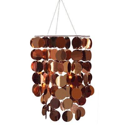 Eclipse Chandelier Shade Color: Copper WPC1763