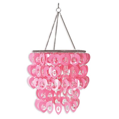 Cupid Room 1-Light Crystal Pendant