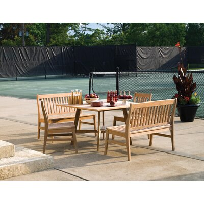 Laney Traditional 5 Piece Dining Set