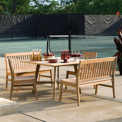 Laney 7 Piece Dining Set
