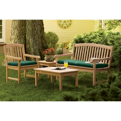 Dayana 4 Piece Seating Group with Cushions