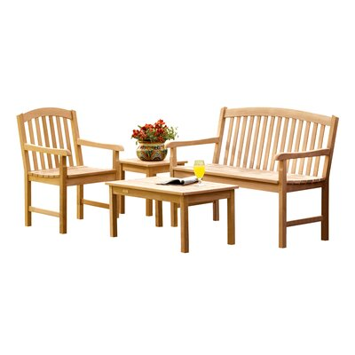 Dayana 4 Piece Conversation Set