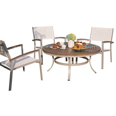 Farmington 5 Piece Rust Proof Conversation Set