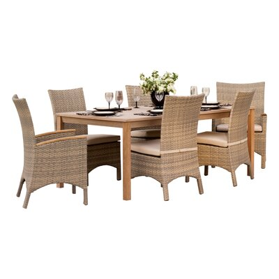 Glastonbury 7 Piece Conversation Set